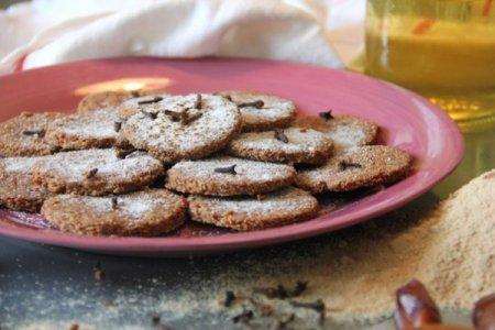 Миндальное печенье со специями