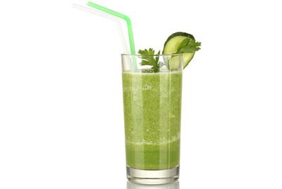 Зелёные смузи – самый актуальный способ похудения