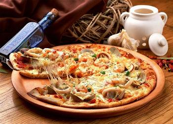Быстрое тесто для пиццы с сухими дрожжами