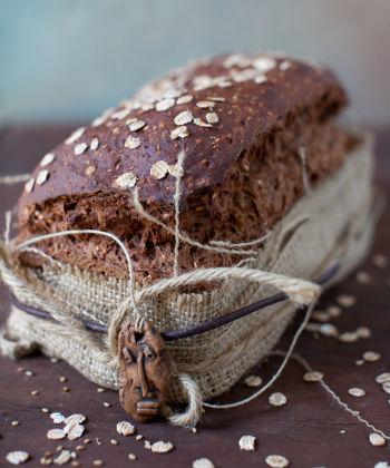 Цельнозерновой безглютеновый хлеб