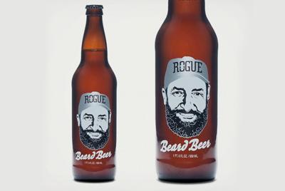 Пиво из бороды