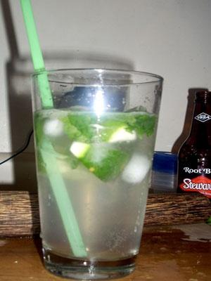 Безалкогольный «Мохито»