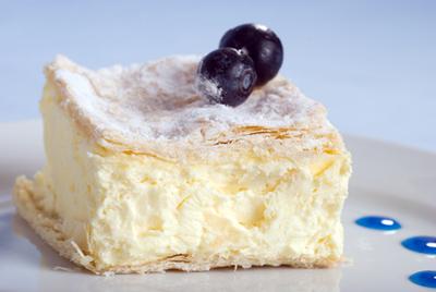 В Великобритании набирают популярность маленькие кексы и пирожные