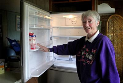 65-летняя женщина не ест 5 недель в ходе экстремального эксперимента