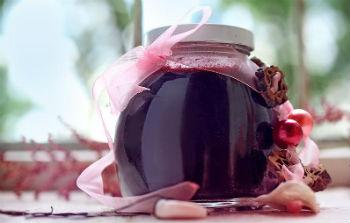 Варенье из черники на фруктозе