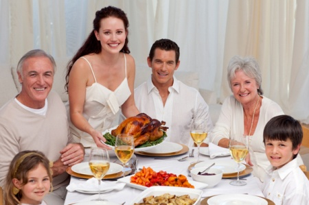 Блюда для всей семьи