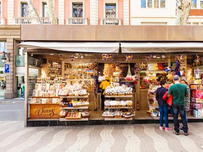 В Москве появится гастрономическая пешеходная зона