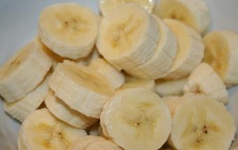Банановые гренки