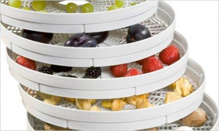 Сушилки для овощей и фруктов. Обзор