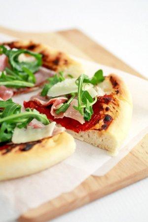 Быстрое тесто для пиццы на кефире