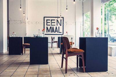 Первый в мире ресторан для одиноких