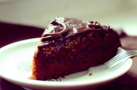 Торт Захер (Sacher Torte)