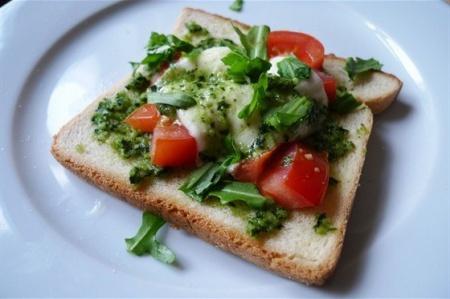Горячий бутерброд «Средиземноморье»