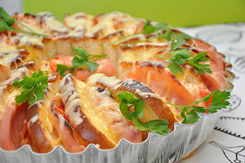 Завтрак-бутерброд «Коблер»