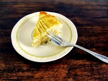 Голландский масленый кекс – Buttercake
