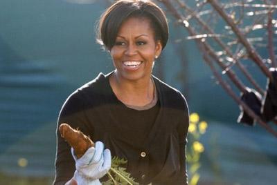 Мишель Обама выпустит альбом с рэпом о здоровом питании