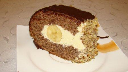 Шоколадный торт - Слоновья слеза