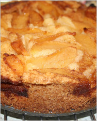 Пироги с яблоками