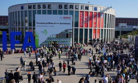 Берлин и его блендеры. А также другая кухонная техника с выставки IFA 2013