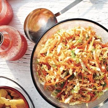 Салат из капусты по-корейски на зиму