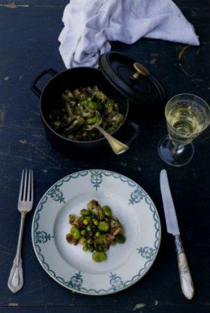 Вигнарола — овощное рагу по-французски