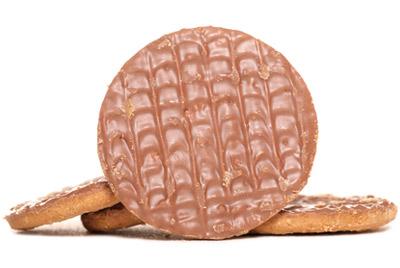 Британцы предпочитают шоколадное печенье обычному