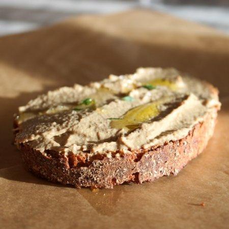 Бутербродная паста для гурманов