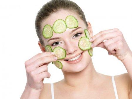 Какие овощи можно наносить на кожу?