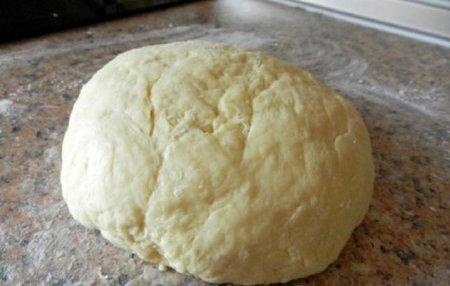 Сдобное тесто на булочки