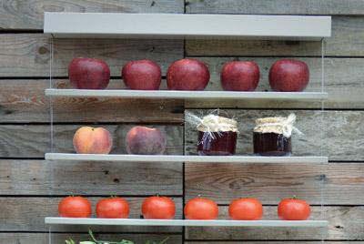 Новый способ хранения фруктов