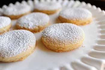 Миндальное печенье для детей