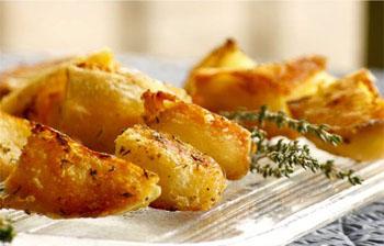 Очень вкусная древняя картофельная запеканка