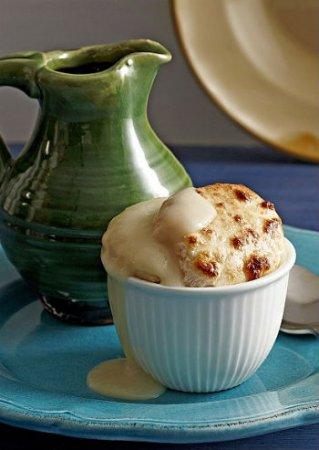Картофельно-сырное суфле