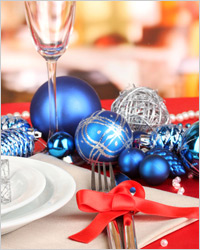 Новогодний стол 2014