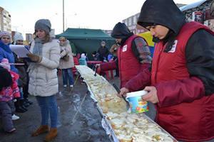 Для жителей Свердловской области приготовили гигантский «рататуй по-уральски»