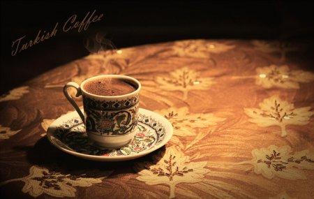 Рецепт настоящего арабского кофе
