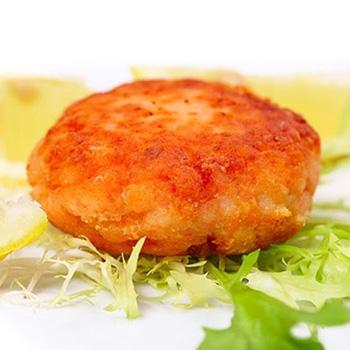 Котлетки здоровья из морепродуктов