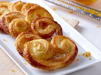Французское печенье палмьерс