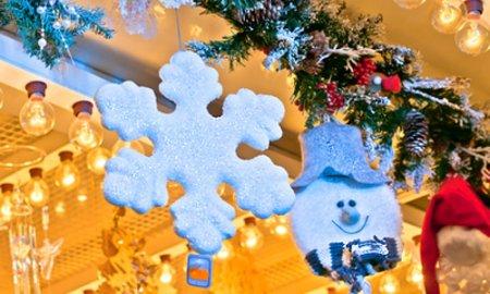 Новогодние и рождественские кулинарные события в России 2014