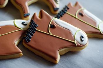 Печенье Дерби к Новому году