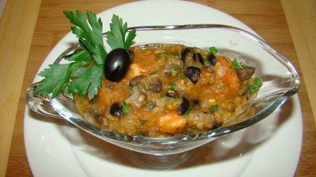 Овощной соус