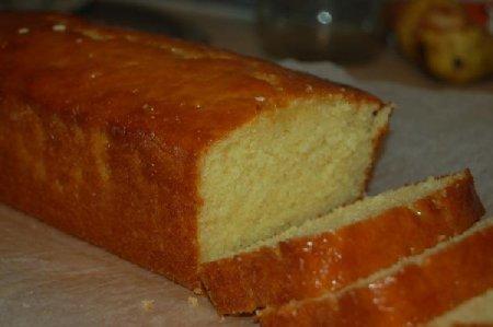 Лимонный кекс «Вкусняшка»