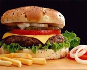 Бургеры против вегетарианских дней