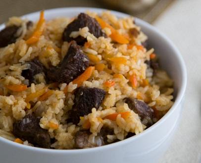 Рис по-татарски