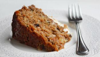 Турецкий морковный пирог