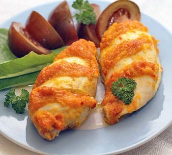 Рецепт куриного филе по-португальски