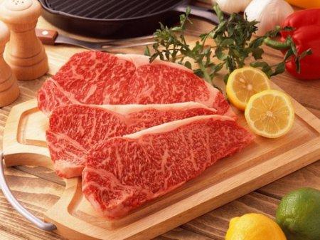 Импорт мяса снизился