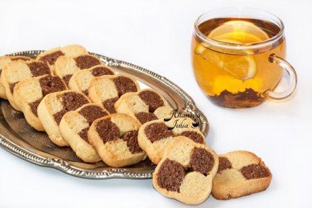 Печенье «Баттенбург»