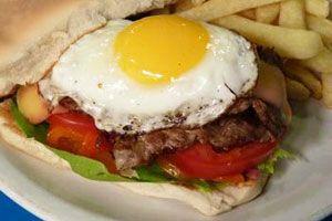 Испанский бутерброд «Браскада»