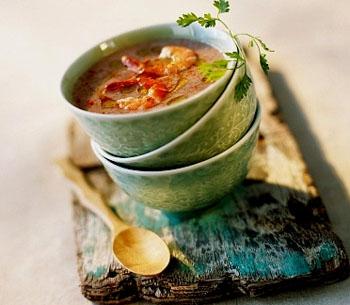 Испанский быстрый суп